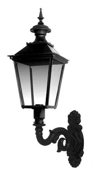 Utelampe - Fasadelykt Glimmerö M4