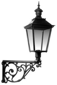 Exterior Lamp - Wall lantern Solberga S4 - old fashioned style - old style - retro