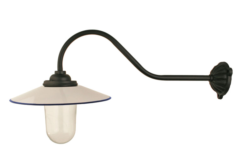 Exterior Lamp - Stable lamp 90° hook