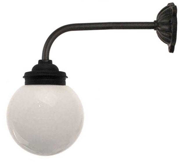 Exterior Lamp - Courtyard lamp 90° long
