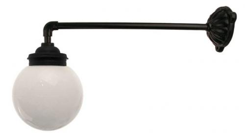 Exterior Lamp - Courtyard lamp 90°