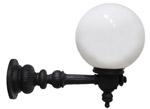 Utomhuslampa - Rådhuslampa mellan - klassisk stil - gammaldags stil