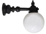 Utomhuslampa - Rådhuslampa hängande mellan - gammal stil - retro