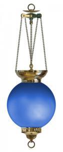 Kerosene Lamp - Moonlight lantern Blue
