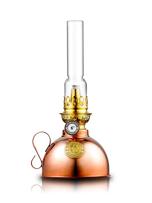 Kerosene Lamp - Night lamp copper