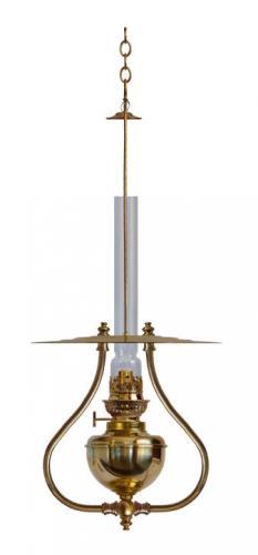 Kerosene Lamp - Ronneby brass