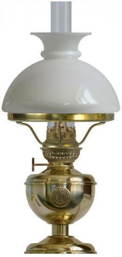 Kerosene Lamp - Aspölamp