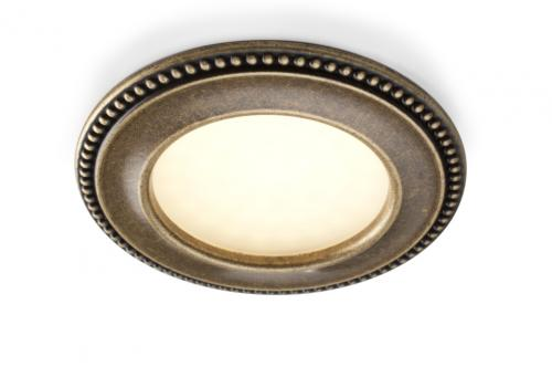 Spotlight - Pearl stripe, antique bronze