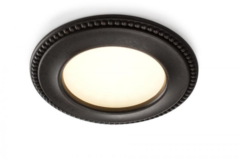 Spotlight - Pearl stripe, antique brown - retro - old fashioned