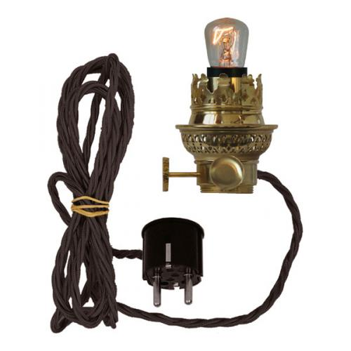 Electrical Burner for Kerosene Lamps - 10^ burner