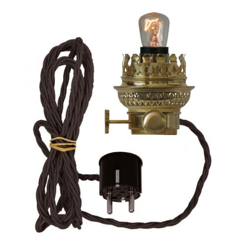 Electrical Burner for Kerosene Lamps - 14^ burner