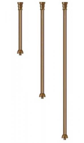 Extension pipe for pendants - Brass