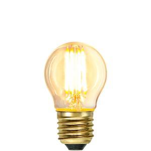 LED-pære - Liten runde 45 mm, 320 lm