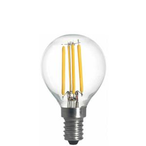 LED-lampa - Liten rund E14, 320 lm - gammaldags inredning - klassisk stil - retro -sekelskifte