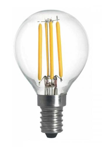 LED bulb - Small globe E14, 320 lm