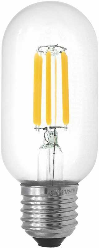 LED-lampa - Tubformad 45 mm, 320 lm - gammaldags inredning - klassisk stil - retro - sekelskifte