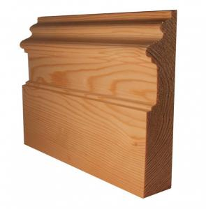 Floor trim - Robust 190 mm