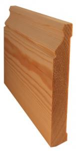 Floor trim - Classic 120 mm