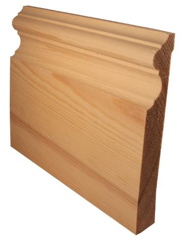 Floor trim - Mäster 170 mm