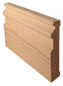 Floor trim - Tradition 120 mm