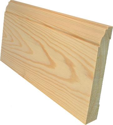 Floor trim - Mälarhöjden 145 mm