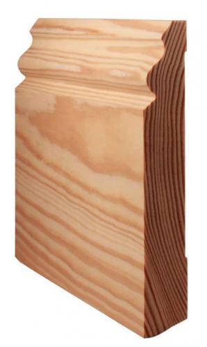 Floor trim - Jugend IV, 145 mm