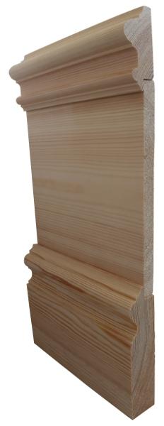 Floor trim - Three-piece, Mäster