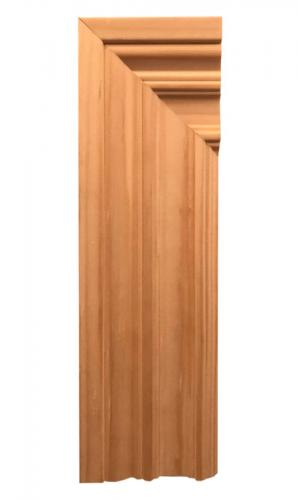 Classic architrave - 90 mm. Late 19th and early 20th century - old style - vintage - classic interior - retro