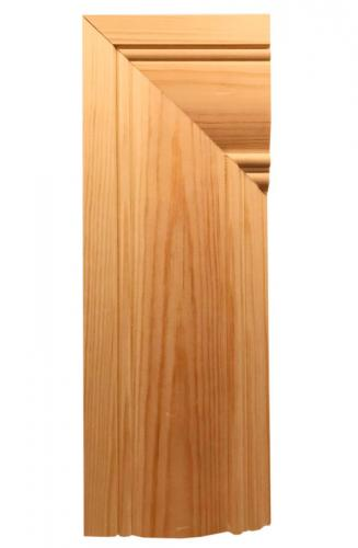 Architrave - Nationalromantik 105 mm