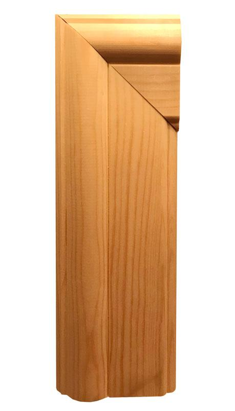 Architrave - 1920s 95 mm