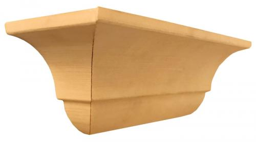 Wood cornice - Nacka 22 x 89 mm