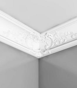 Cornice molding - Orac Decor C338B, corner