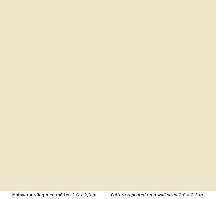 Wallpaper - Filipsborg vit/glimmer - vintage style - oldschool - classic
