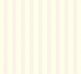 Wallpaper - Klassisk rand I grå/glimmer