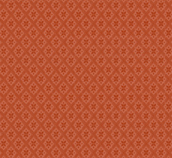Wallpaper - Mölletorp röd/röd