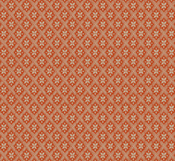 Wallpaper - Mölletorp kvist/röd