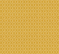 Wallpaper - Mölletorp gul/gul