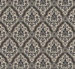 Wallpaper - Rydeholm, svart/vit