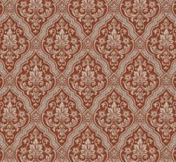 Wallpaper - Rydeholm kvist/röd