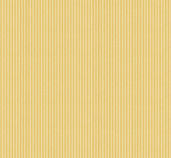 Wallpaper - Sommarand vit/gul