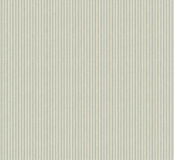 Wallpaper - Sommarand ljusblå/vit