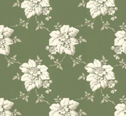 Wallpaper - Hagesalen grey/green