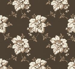 Wallpaper - Hagesalen twig/brown