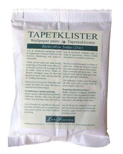 Wallpaper Paste - Cellulose