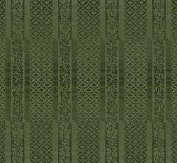 Wallpaper - Hovdala slott green/green