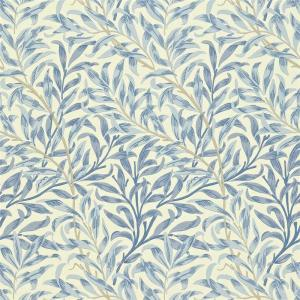 William Morris & Co. Tapet - Willow Boughs Blue