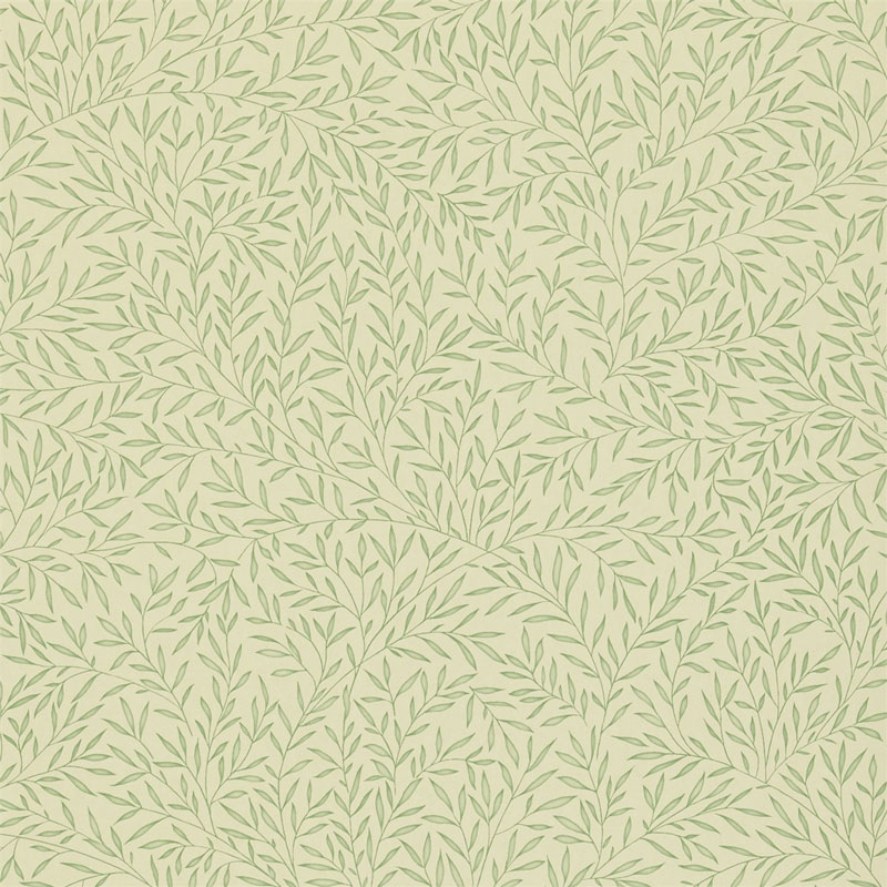 William Morris & Co. Wallpaper - Lily Leaf Eggshell