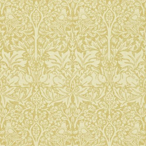 William Morris & Co. Wallpaper - Brer Rabbit Manilla Ivory