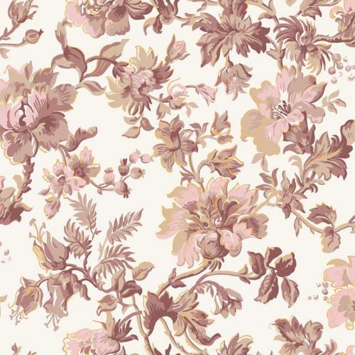 Duro Tapet - Britas hus - Pink