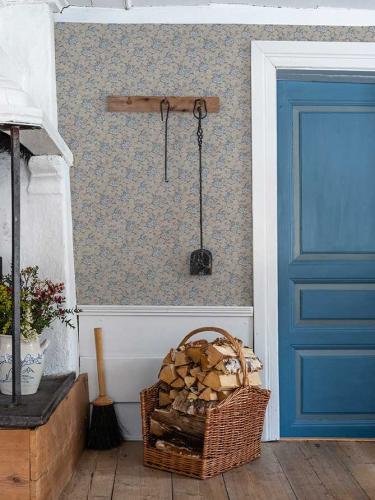 Duro Wallpaper - Gysinge - Blue